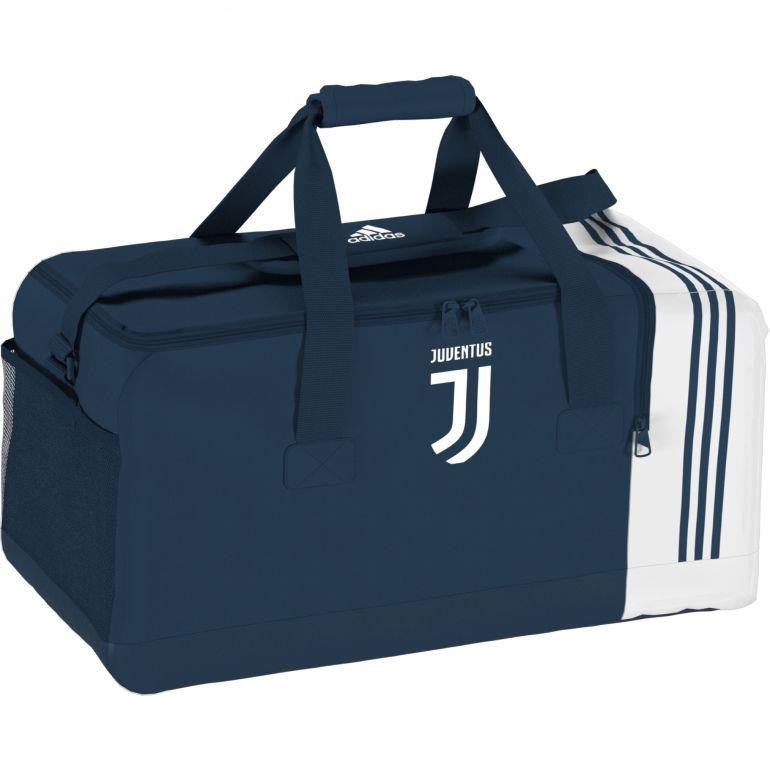 Sac de sport Juventus bleu blanc 2017/18