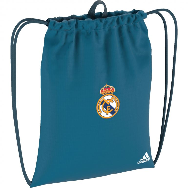 Sac gym Real Madrid third gris 2017/18