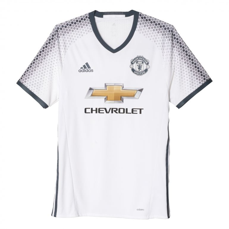 Maillot Manchester United third Authentique 2016/17