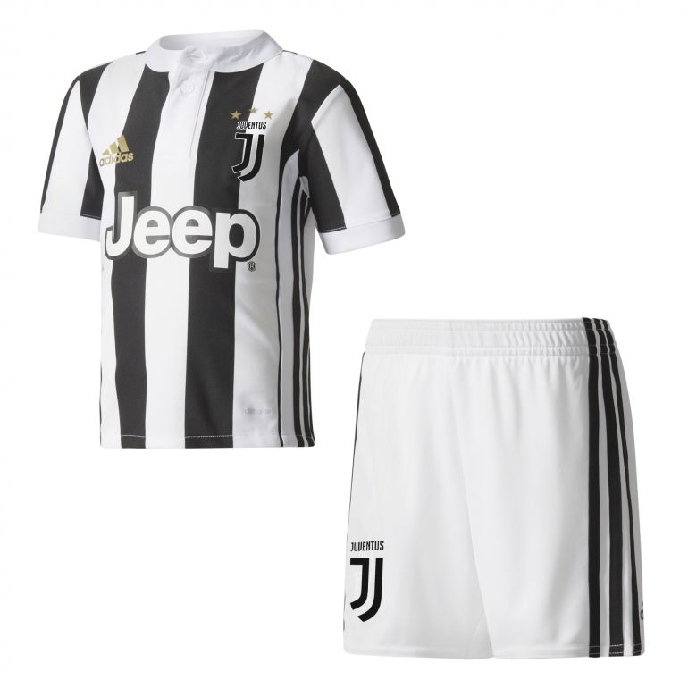 Ensemble enfant Juventus domicile 2017/18