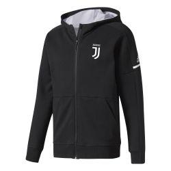 Veste survêtement Juventus anthem noir 2017/18