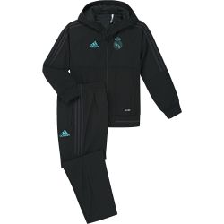 Ensemble enfant Real Madrid noir 2017/18