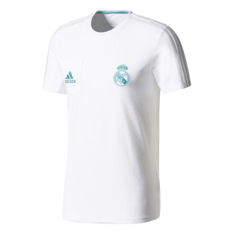 T-shirt Real Madrid blanc 2017/18