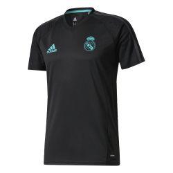 Maillot entraînement Real Madrid noir 2017/18