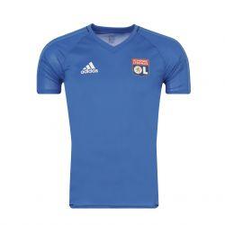 Maillot entraînement OL bleu 2017/18