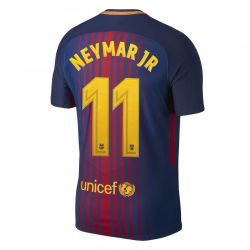 Maillot Neymar FC Barcelone domicile 2017/18