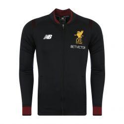 Veste survêtement Liverpool woven noir 2017/18