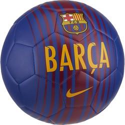 Ballon FC Barcelone Prestige bleu 2017/18