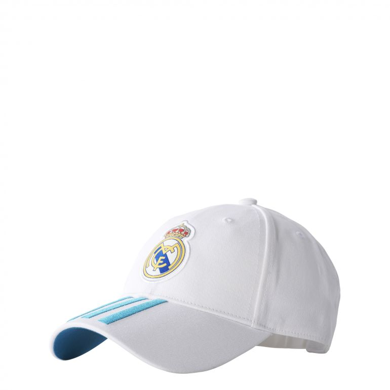 Casquette Real Madrid blanc 2017/18