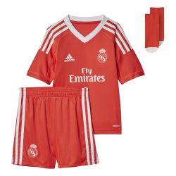 Maillot gardien enfant Real Madrid extérieur 2017/18