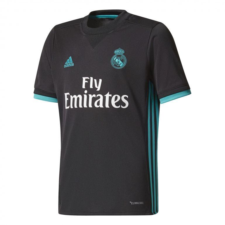 Maillot junior Real Madrid extérieur 2017/18