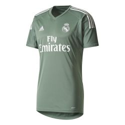 Maillot gardien Real Madrid domicile 2017/18