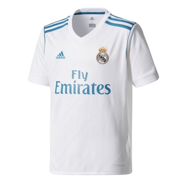 Maillot junior Real Madrid domicile 2017/18
