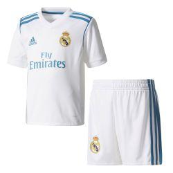 Tenue enfant Real Madrid domicile 2017/18