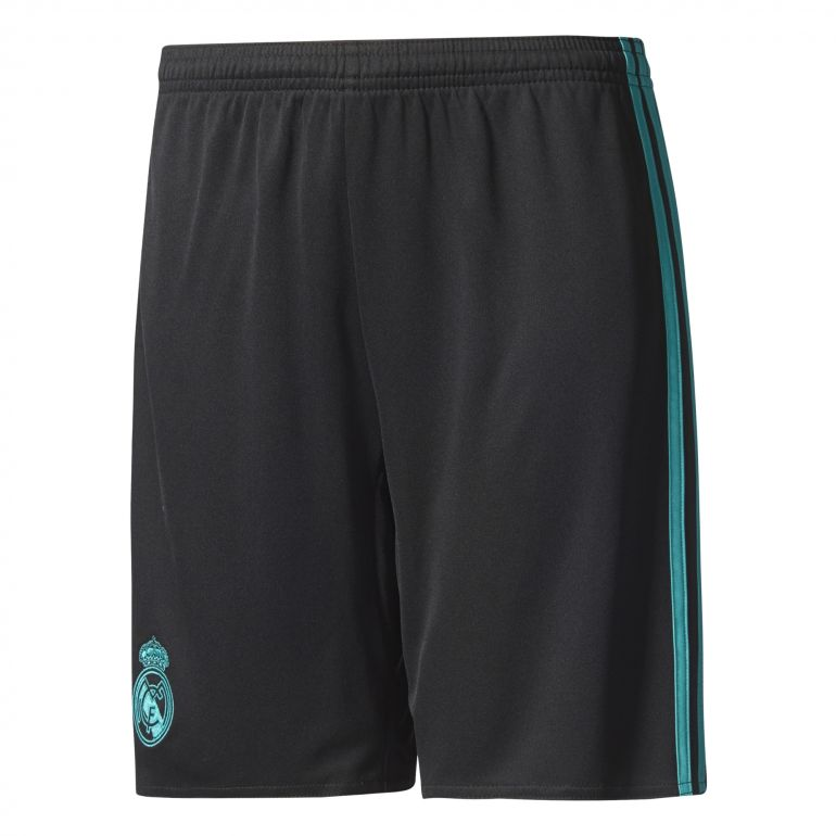 Short junior Real Madrid extérieur 2017/18