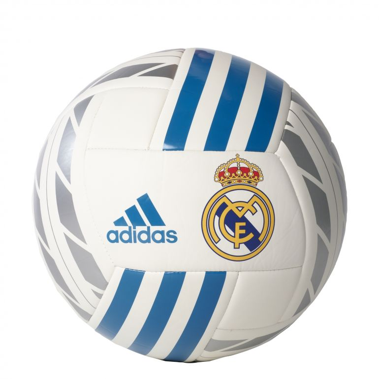 Ballon Real Madrid FBL blanc 2017/18