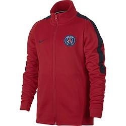Veste survêtement junior PSG rouge 2017/18