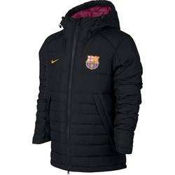 Manteau FC Barcelone noir 2017/18