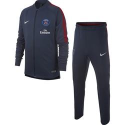 Ensemble survêtement junior PSG bleu 2017/18