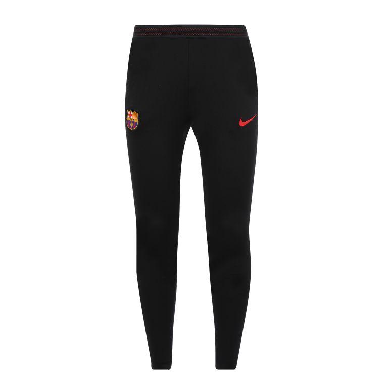 Pantalon survêtement FC Barcelone Strike noir 2017/18