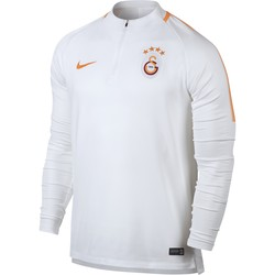 Sweat zippé Galatasaray blanc 2017/18