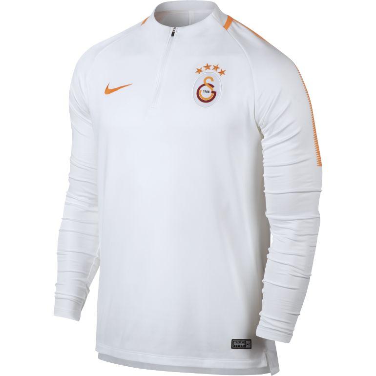 Sweat zippé Galatasaray blanc 2017/18