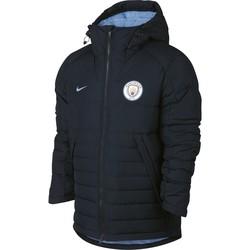 Manteau Manchester City bleu foncé 2017/18
