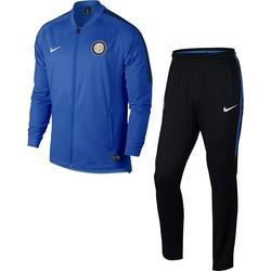Ensemble survêtement Inter Milan bleu 2017/18