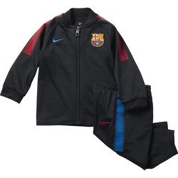 Ensemble survêtement bébé FC Barcelone noir 2017/18