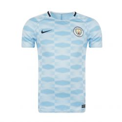 Maillot entraînement Manchester City bleu foncé 2017/18