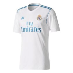 Maillot Real Madrid domicile LFP 2017/18