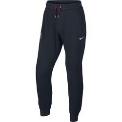 Pantalon survêtement PSG bleu molleton 2017/18