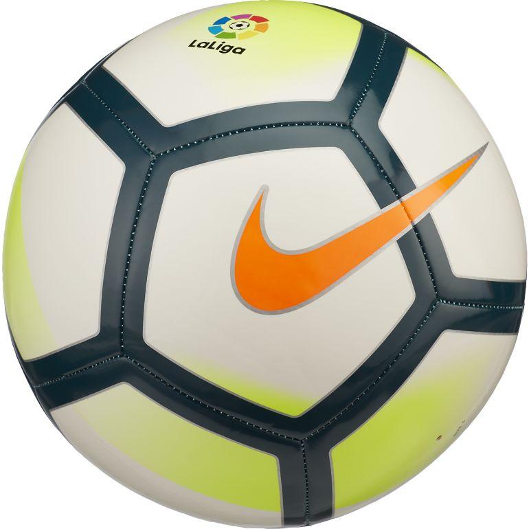 Ballon Liga jaune blanc 2017