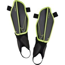 Protège tibias Nike Protegga Flex noir jaune 2017
