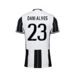 Maillot Dani Alves Juventus domicile 2016 - 2017