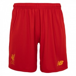 Short Liverpool domicile 2016 - 2017