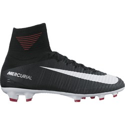 Mercurial Superfly V Dynamic Fit FG junior noir