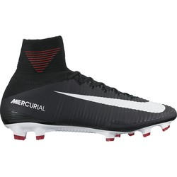Mercurial Superfly V FG noir