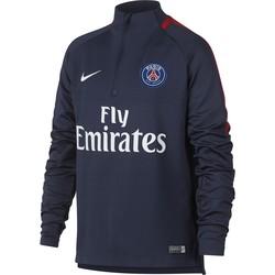 Sweat zippé junior PSG bleu 2017/18