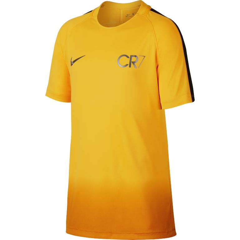 Maillot entraînement CR7 orange 2017/18