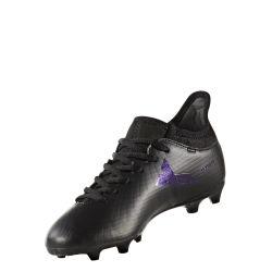 X 17.3 Junior FG moulés noir logo violet
