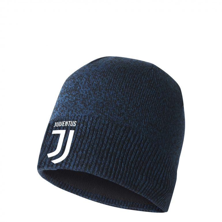 Bonnet Juventus bleu 2017/18