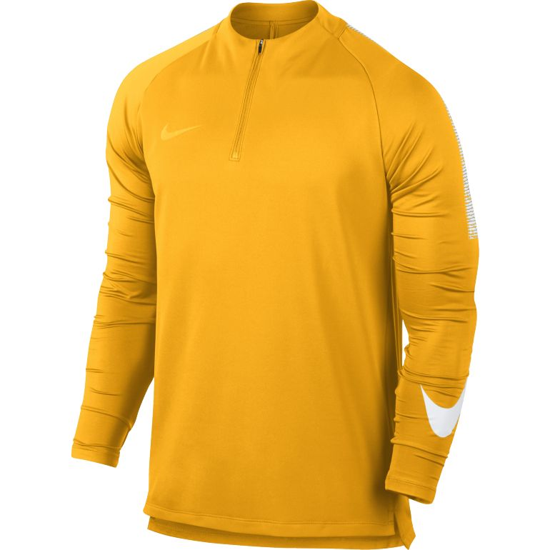 Sweat zippé Nike orange 2017/18