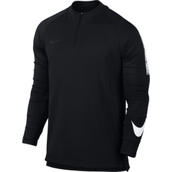 Sweat zippé Nike noir 2017/18