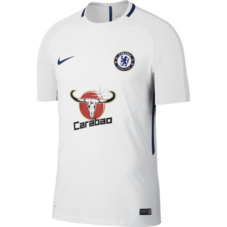 Maillot entraînement Chelsea technique blanc 2017/18