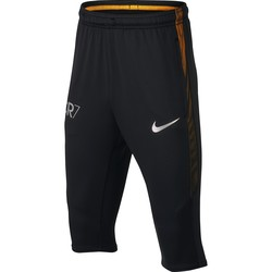 Pantalon survêtement 3/4 junior CR7 noir 2017/18