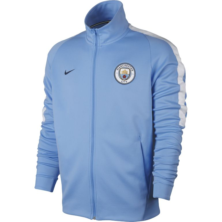 ensemble de foot Manchester City Vestes