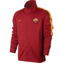 Veste survêtement AS Roma rouge 2017/18