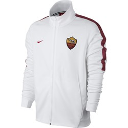 Veste survêtement AS Roma blanc 2017/18