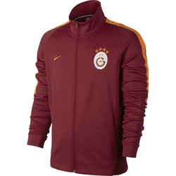 Veste survêtement Galatasaray rouge 2017/18
